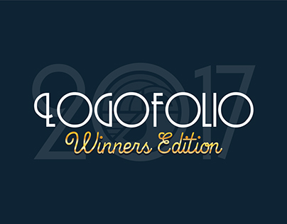 Logofolio 2017 - Winners Edition