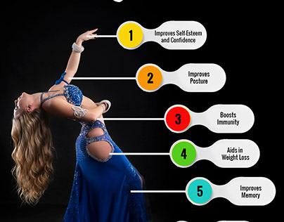 Dancer's Gallery - Health Benefits of Belly Dance