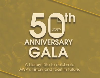 AWP's 50th Anniversary Gala - Digital Invitations