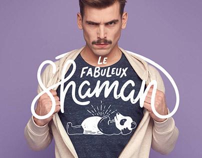 // New Logo - Shaman Brand //
