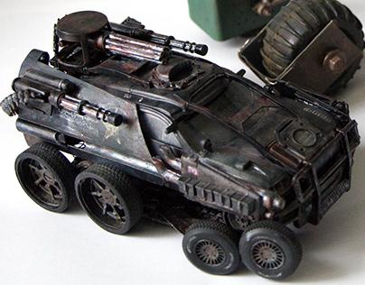 NightCrawel [2810-P] - A KitBashed Model