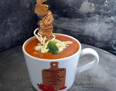 Domates Çorbası Replikası