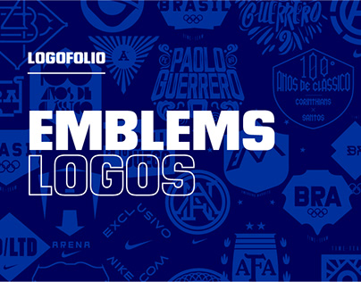 Emblems. Logo Collection