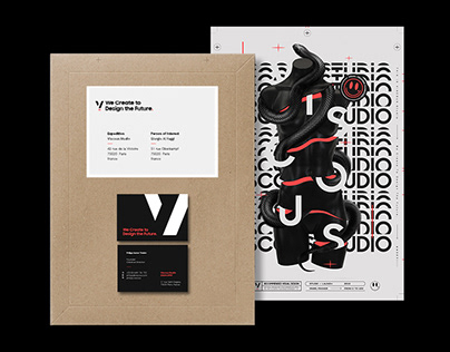 Viscous.Studio – Branding