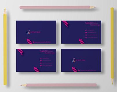 Business card ,Identity