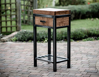English Oak Butchers Block
