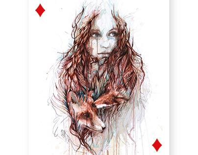 Playing Cards (Diamonds)