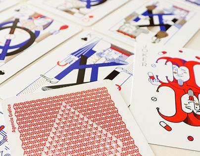 Agencia Gráfica Poker Deck