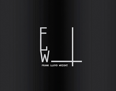 FRANK LLOYD WRIGHT WAS RIGHT- CONCEPTUAL BRANDING