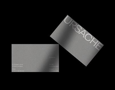 Ursache Architecture & Interior Design Studio