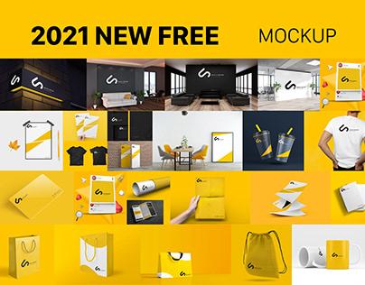 2021 NEW FREE MOCKUP