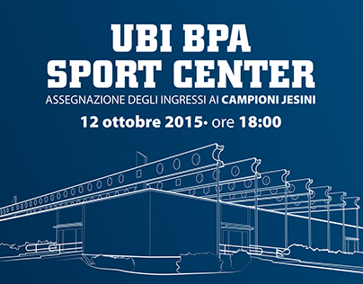 UBI BPA Sport Center