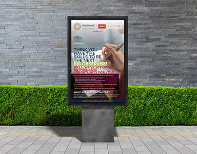 Observer Poster - United Arab Emirates University