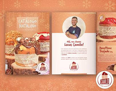 Catálogo Natalino 2020 | Cake Designer Lucas Camilo