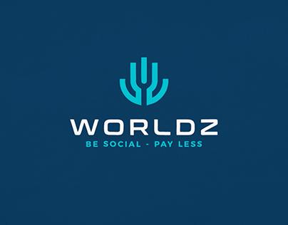 Worldz. Be social, pay less
