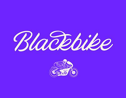 New font: Blackbike Script