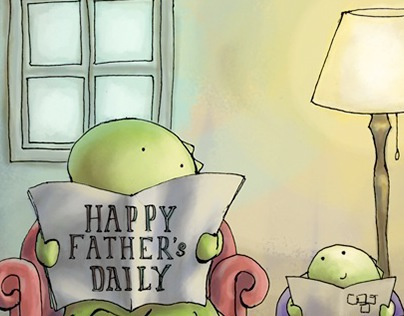 Happy Father's Daily