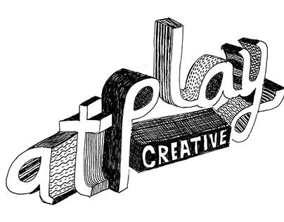 AtPlay Creative - Logo Sketch