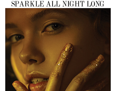 Sparkle All Night Long/ Shuba Magazine