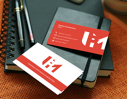 Business Cards for UPM