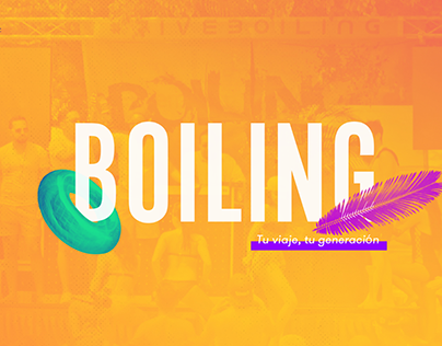 ViveBoiling - Website