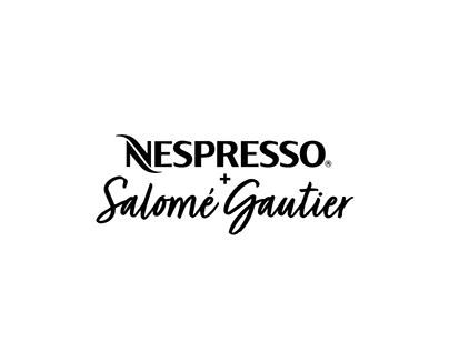 Nespresso on ice X Salomé Gautier