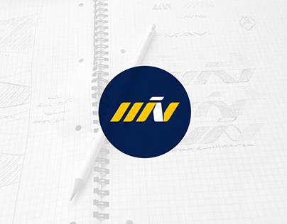 MÁV - Hungarian Railways / rebranding showcase