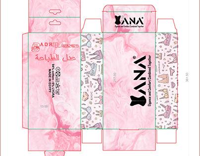 ANA hanging box