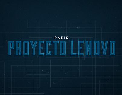 Proyecto Lenovo