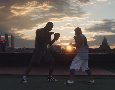 Brothers boxing film