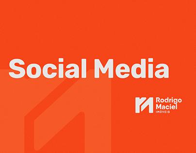 Rodrigo Maciel Imóveis - Social Media