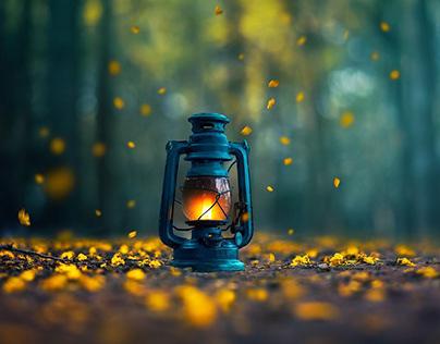Little Light of Mine - Photo series