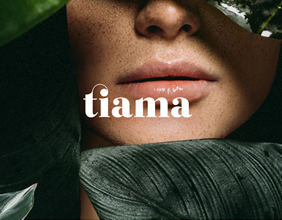 Разработка логотипа и фирменного стиля для tiama