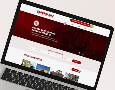 WebSite Agrolanz