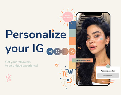 Personalize your IG