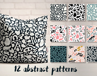 12 Abstract Patterns