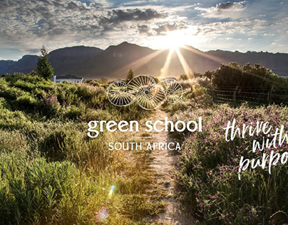 Green School Branding