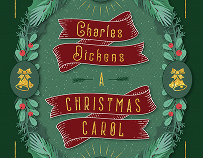 A Christmas Carol-Themed Deluxe Note Card Set