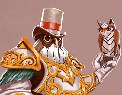 Guardian Owl | Empires & Puzzles