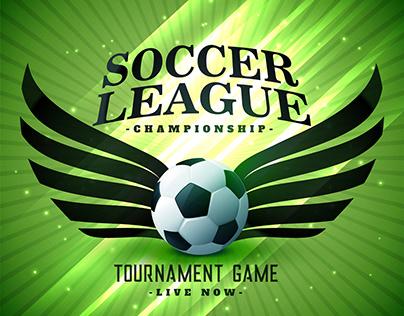 Football / Soccer Design
