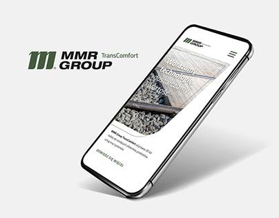 MMR GROUP / Strona WWW