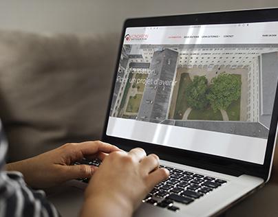 Site web - Fondation SFX