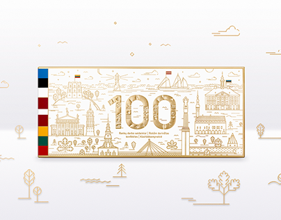 PERGALĖ 100th anniversary chocolate