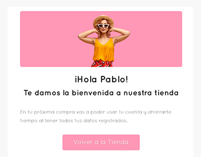 Sketches - eCommerce email templates
