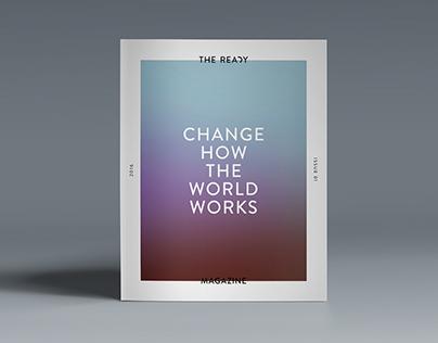 The Ready Magazine