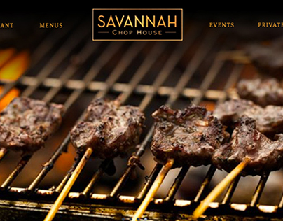 Savannah Chop House Rebrand
