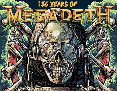 35 years of Megadeth (submission)