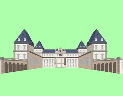 Castello del Valentino Motion Graphic