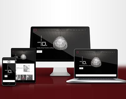 Apeiron theatre web site
