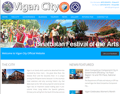 Vigan City - Official Website